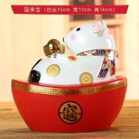 jual pajangan tikus yenpao murah dekorasi imlek celengan