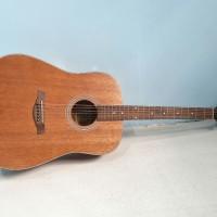 Gitar Akustik Elektrik Merk Cowboy GW-240 NS NA Original Eq Tuner