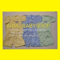 setelan bayi - baju bayi newborn SNI 3 pcs