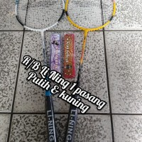 raket badminton LI NING satu pasang