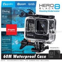 KingMa HERO8 Waterproof Case 60M Housing GoPro Hero 8 Black Original