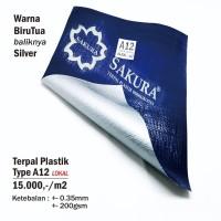 Terpal Plastik Sakura A12 Ukuran Custom Murah
