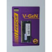 V-GEN RESCUE SODIMM DDR4 4 GB PC-19200/2400Mhz