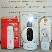 Paket CCTV Wireless 2 MP Ezviz Murah Langsung Online