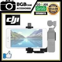 Phone Holder Mount DJI Osmo Pocket wit 1/4 inch tripod mount YUNTENG