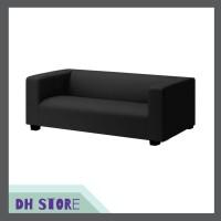 [HOT SALE] FCENTER Sofa 3 Seater Laluna HITAM - JABODETABEK 09