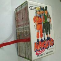 Komik Naruto Box Set Vol 21-30