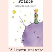 THE LITTLE PRINCE by Antoine De Saint-Exupery [English Version]