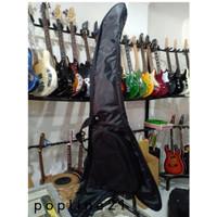 Harga tas gitar listrik flying v softcase flying v | antitipu.com