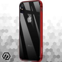 [EXACOAT] Orbilum Metal Bumper Case for iPhone XR