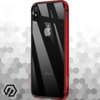 [EXACOAT] Orbilum Metal Bumper Case for iPhone XS Max