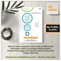 Buku MINDSET Softcover. Pola Pikir Motivasi Psikologi . Carol S. Dweck