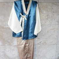Hanbok Laki-laki lokal / baju tradisional korea
