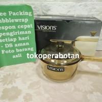 Sauce Pan Kaca Visions VSP 1.5 / Panci Gagang