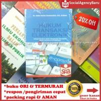 Harga hukum transaksi elektronik abdul halim | antitipu.com