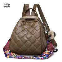New Arriva.... Embos PU Backpack FBP-367@