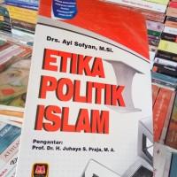 Etika politik islam