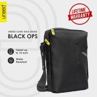 Uneed BLACK OPS Tas Selempang Pria Water Resistant - UB202