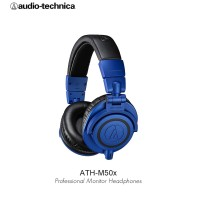 Audio-Technica ATH-M50X Red - Limited Edition Professional Studio  Mon
