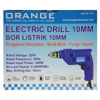 Harga termurah mesin bor tangan listrik 10mm orange 10 mm electric   Pembandingharga.com