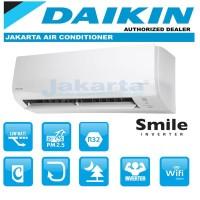 AC DAIKIN SMILE INVERTER FTKC 15 PMV4 1/2 PK (Thailand)
