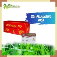 Terbaik Hu Whang Tea/Hu Wang Tea, The Pelangsing
