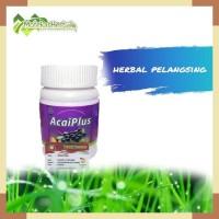Terbaik Obat Herbal Pelangsing Alami ACAIPLUS
