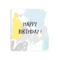 Greeting Card Maison Elmesa - CRAYON
