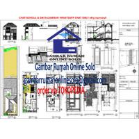 jasa gambar IMB dan desain rumah