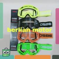 Goggle helm cross / kacamata helm cross gm, kyt, nhk, cargloss, jpx,