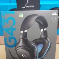 Logitech G431 7.1 Surround Gaming Headset Garansi Resmi Logitech 2 Thn