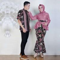 Couple Anisa/couple muslim/couple batik/couple kebaya/couple lebaran