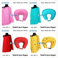 Bantal menyusui / Nursing Pillow FREE APRON