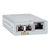 ALLIED TELESIS AT-MMC200/SC Fast Ethernet mini media converter