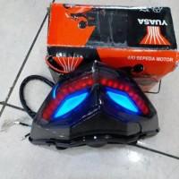 TERBARU stoplamp ninja 250 fi model eagle onderdil murah