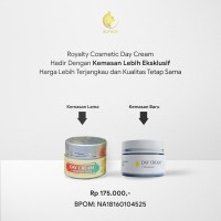Royalty Cosmetic Day Cream Whitening By Green Angelica