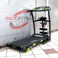 Treadmill Elektrik TL-130 Original TOTAL - Treadmil Listrik 2.0 HP
