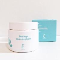 E Nature Moringa Cleansing Balm 75ml - Cleanser Wajah 100% ORIGINAL