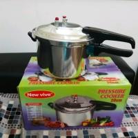 panci presto pressure cooker 20cm stainless steel NEW