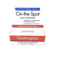 Neutrogena On The Spot Acne Treatment Nitrogen Pengontrol Minyak Wajah