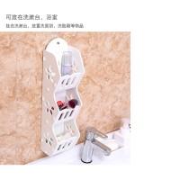 Harga storage decorative rack shabby chic rak kosmetik hp remote dll | antitipu.com