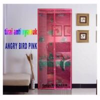 TIRAI PINTU MAGNET JOJO ANGGRY BIRD MARON DAN PINK
