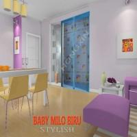 TIRAI PINTU MAGNET STYLISH BABY MILO