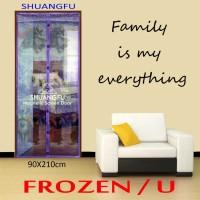Tirai Magnet Shuangfu Frozen Murah Meriah