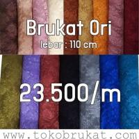 Kain Brukat / Kain Brokat - Ori Per 0.25meter