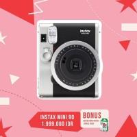 Kamera Fujifilm Instax Polaroid Mini 90 Neo Classic (Black)