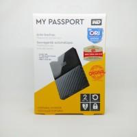 External Hard Disk Drive - Western Digital - My Passport Ultra 2TB