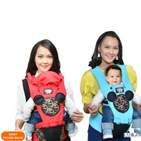 Baby Joy Gendongan Hipseat Millie Series - BJG3025