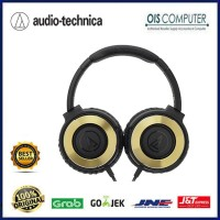 Audio-technica ATH-WS550iS BRD SOLID BASS Portable Headphone WS550 iS