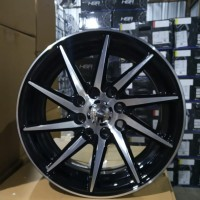 Velg Mobil HSR PS5 Ring 14 Brio Siron Ayla Calya Agya Xenia Avanza